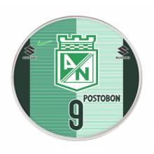 Jogo do Atlético Nacional