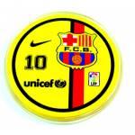Jogo do Barcelona - amarelo