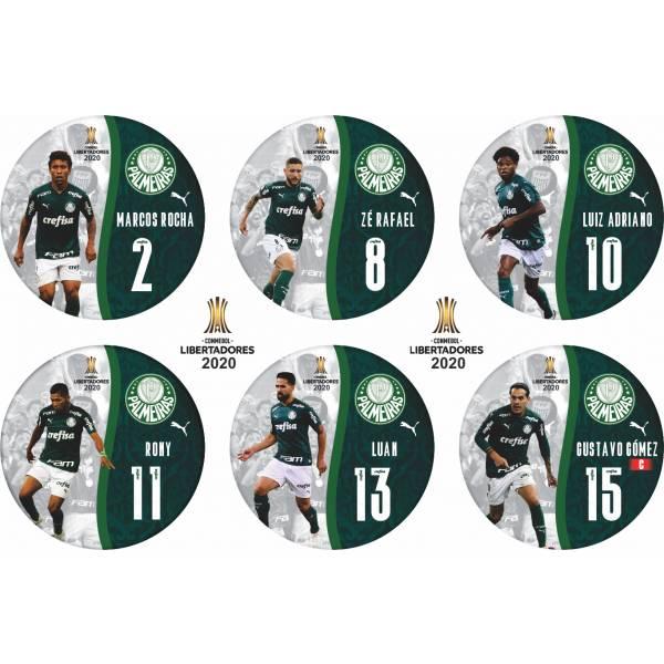 Jogo do Palmeiras - Campeão Libertadores - 2020