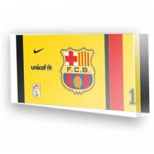 Goleiro do Barcelona amarelo