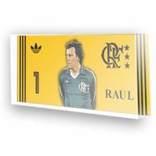 Goleiro do Flamengo - Raul mundial 81