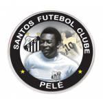 Botão do Santos - Pelé