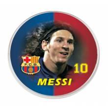 Botão do Barcelona -  Messi