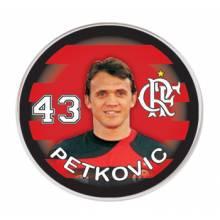 Botão do Flamengo - Petkovic