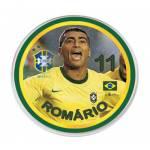 Botão do Brasil - Romário