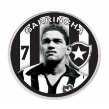 Botão do Botafogo - Garrincha