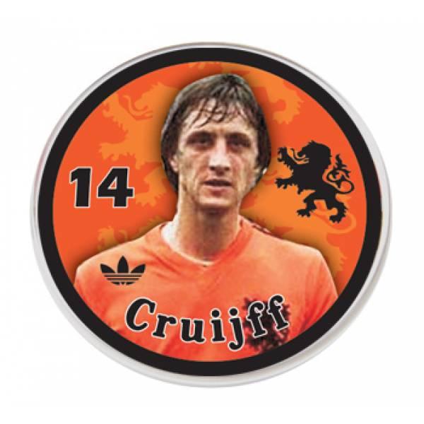 Botão da Holanda - Cruijff