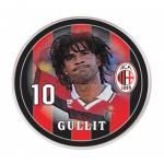 Botão do Milan - Gullit