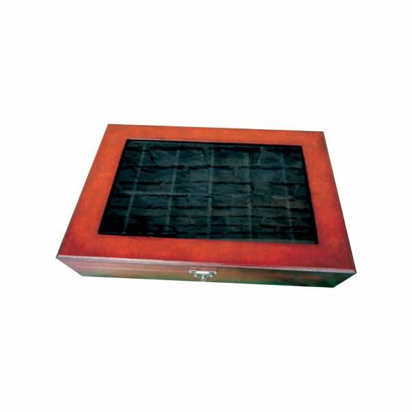 Box Panorâmico com 12 baias