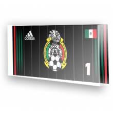 Goleiro do México - Preto