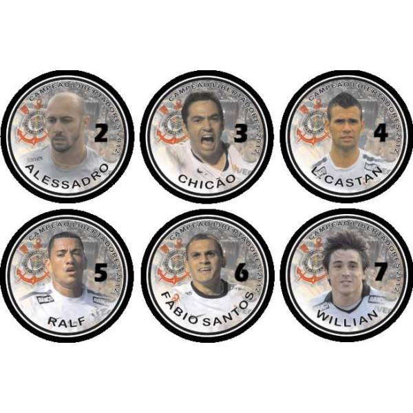 Jogo do Corinthians - Libertadores 2012