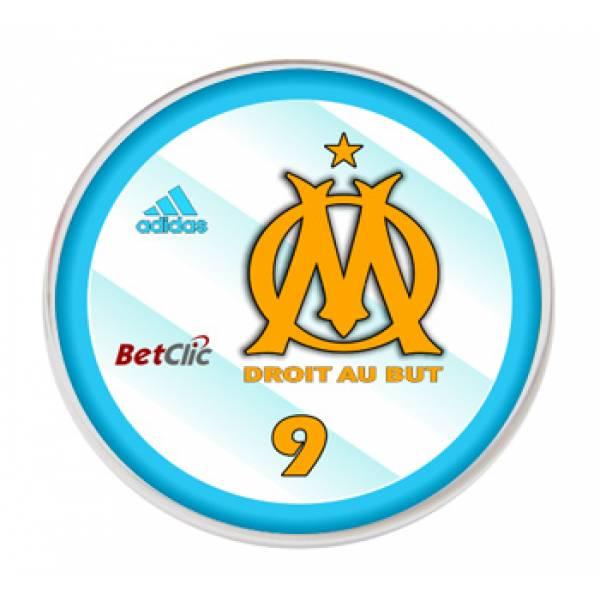 Jogo do Olympique de Marselha