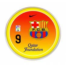 Jogo do Barcelona amarelo 2013