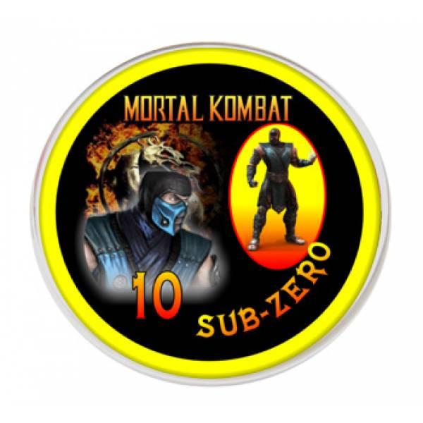 Jogo do Mortal Kombat
