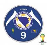 Jogo da Bósnia - 2014