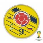 Jogo da Colômbia - 2014