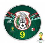 Jogo do México - 2014