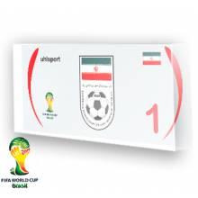 Goleiro do Irã - 2014