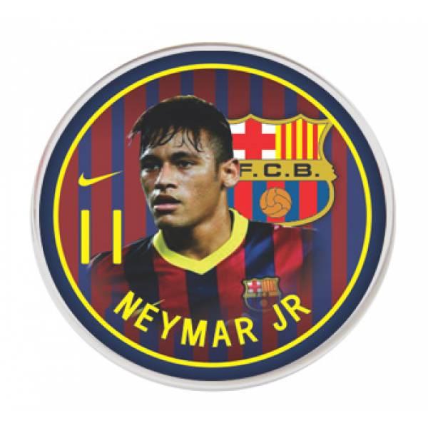 Botão do Barcelona - Neymar Jr