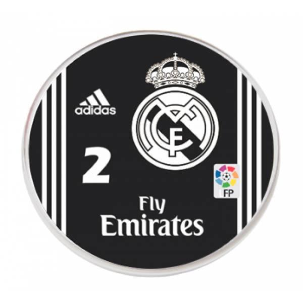 Jogo do Real Madrid Preto - 2015