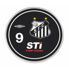 Jogo do Santos - Preto