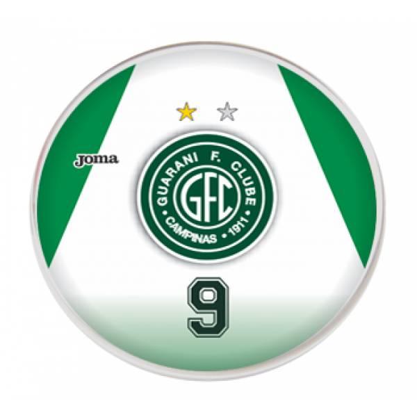 Jogo do Guarani - Branco