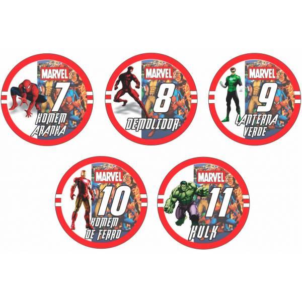 Jogo da Marvel Heroes