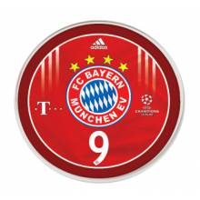 Jogo do Bayern de Munique - 2017