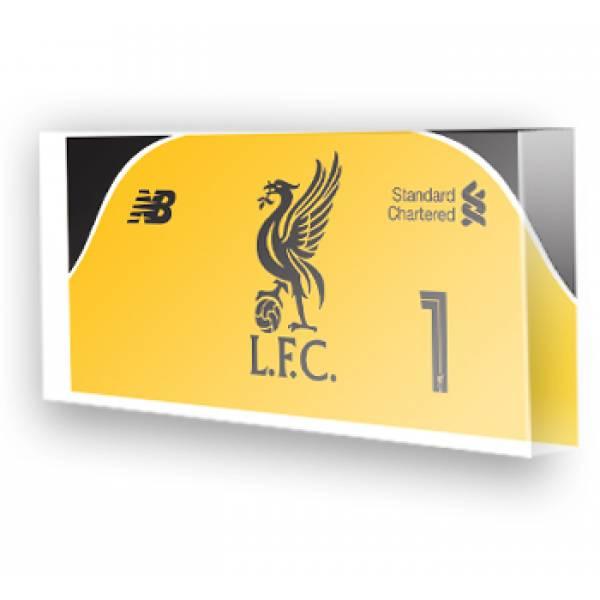 Goleiro do Liverpool