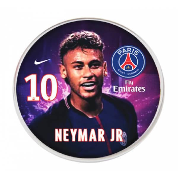 Botão do Paris Saint Germain - Neymar