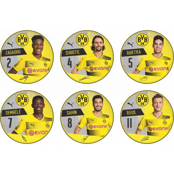 Jogo do Borussia Dortmund FT