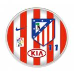 Jogo do Atletico de Madrid